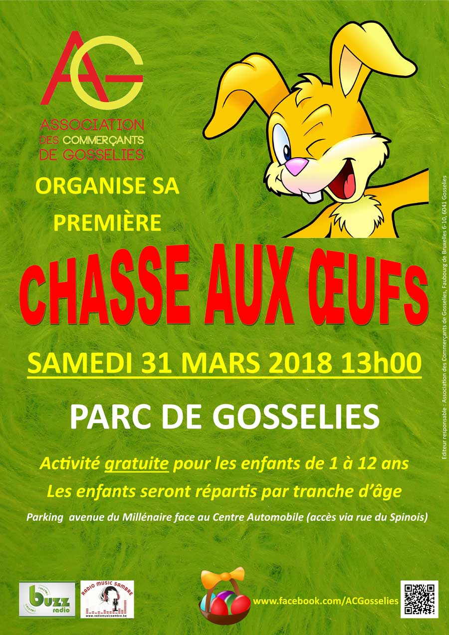 ACG Chasse oeufs 2018